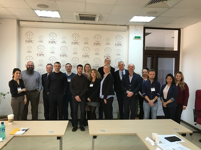 DIYPES Consortium members, at the Kick-Off Meeting in Cluj-Napoca, RomaniaFebruary 27-28, 2017